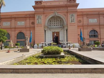 Museum Kairo - Tagesausflug nach Kairo
