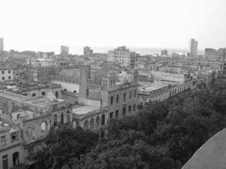 Blick über die Dächer Havannas - Altstadt Havanna