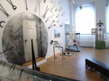 Werkzeugsortiment - Hoesch-Museum