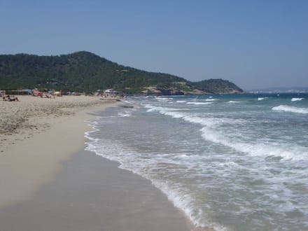 Strand - Es Cavallet Strand
