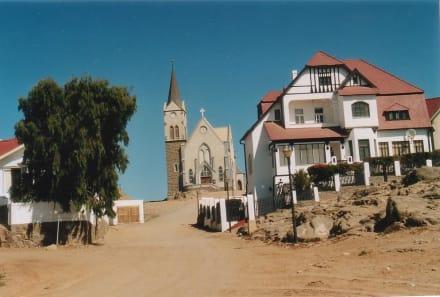 Felsenkirche - Lüderitz