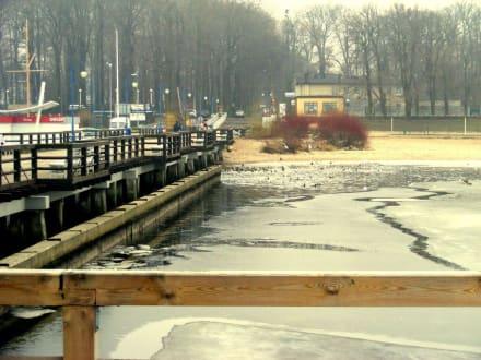 Strand/Küste/Hafen - Hafen Puck