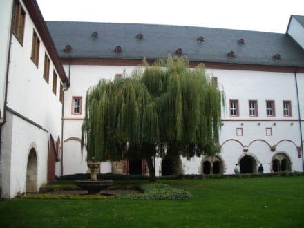 Klosterhof - Kloster Eberbach