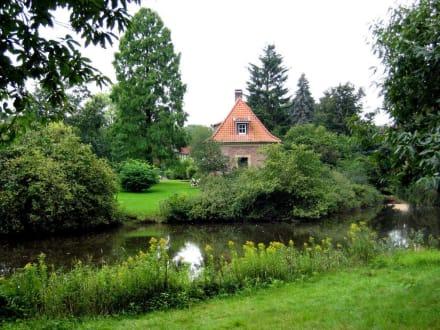Schloss Varlar, Pavillon - Schloss Varlar