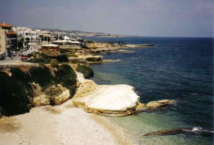 Beach Road - Strand Chersonissos/Hersonissos