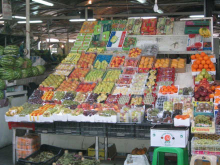 Fisch- und Gemüsemarkt in Deira - Fischmarkt