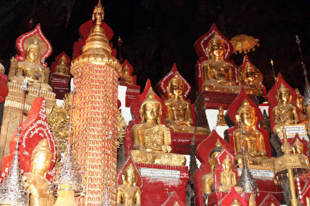 Pindaya - Pindaya Höhle