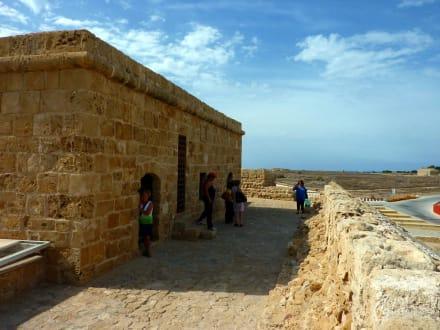 Am Hafen von Paphos - Paphos Kastell