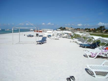 Strand/Küste/Hafen - Strand Isla de Coche
