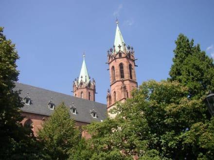 Kath. Stadtkirche St. Gallus - Stadtführung Ladenburg
