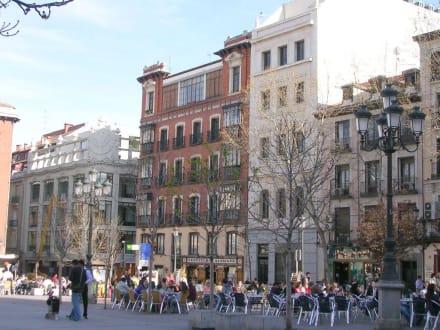 Plaza St. Ana - Plaza de Santa Ana