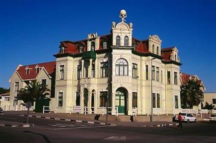 Hohenzollernhaus - Hohenzollernhaus
