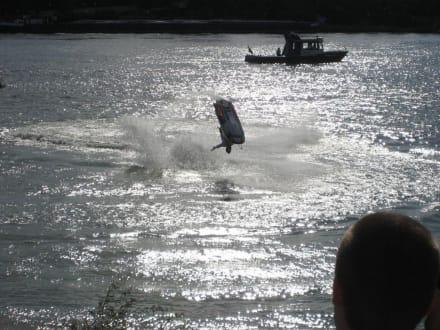 Wassersport - Donauinsel