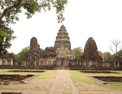 Phimai, Prasat hin - Phanom Rung
