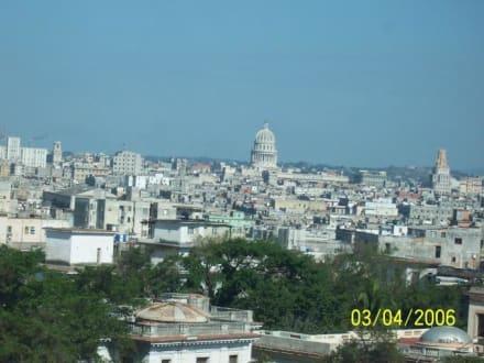 Aussicht auf Havanna - Altstadt Havanna
