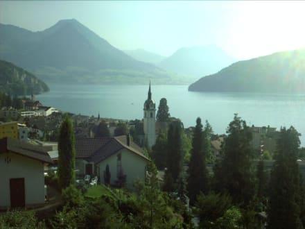 Schweiz - Vitznau - Vierwaldstätter See - Vierwaldstättersee