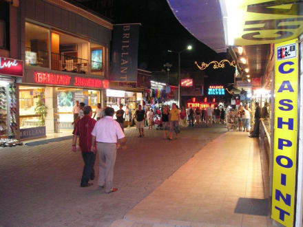 Side bei Abend - Einkaufen & Shopping