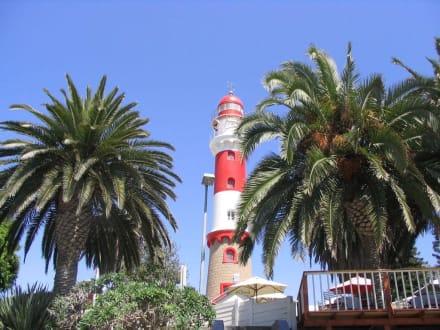 Der alte Leuchtturm - Leuchtturm Swakopmund
