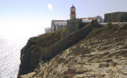 Cabo Sao Vicente, Leutchtturm - Cabo de Sao Vicente