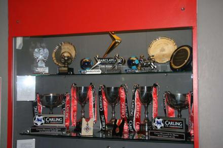 Auszeichnungen von Sir Alex Ferguson - Stadion Old Trafford / The Theatre of Dreams