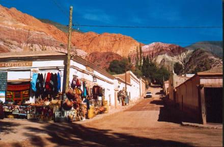 Cerro de los siete colores - Cerro de los Siete Colores