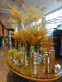 Wechselnde Dekoration - Le Royal Méridien Beach Resort & Spa Dubai