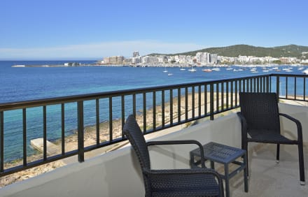 Sea View Terrace - Intertur Hotel Hawaii Ibiza -
