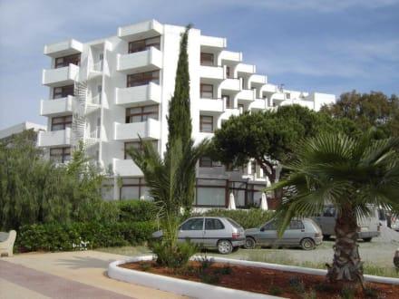 Vue - Hotel Tres Torres