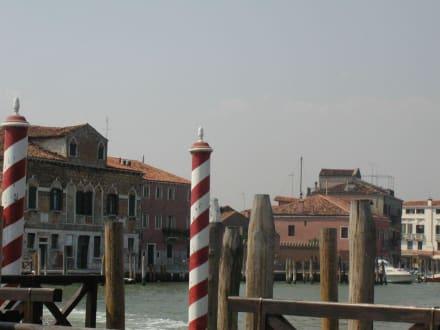 Hafeneinfahrt - Insel Burano