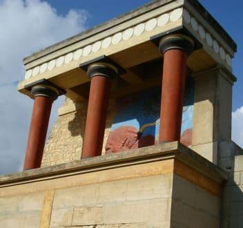 Burg/Palast/Schloss/Ruine - Knossos