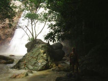 Wasserfall Namuang - Na Muang Wasserfall