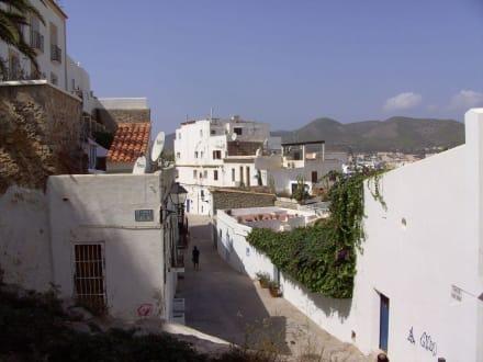 In Dalt Vila - Altstadt Dalt Vila Ibiza