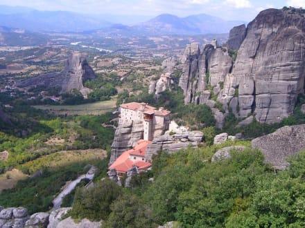 Holy Monastery of Saint Stephen - Meteora Klöster