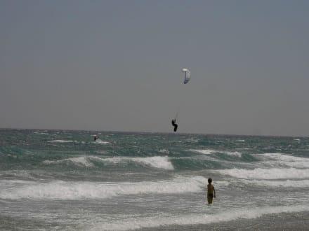 Etwas für Mutige - Strand Playa del Ingles