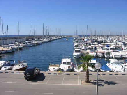 Hafen - Hafen Torredembarra