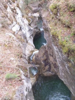 Wasserfälle Tatzelwurm - Tatzelwurm