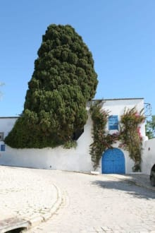 Wohnhaus - Künstlerdorf Sidi Bou Saïd