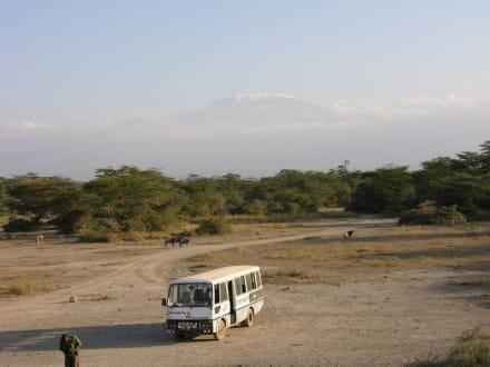 Safari-Bus - Kimana Reservat