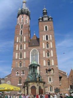 Kirche in Krakau - Marienkirche