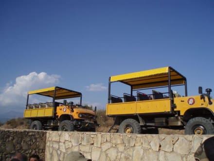 Unimog Safari - Tour & Ausflug