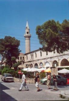 Moschee in Alacadi - Pazaryeri Camii Moschee