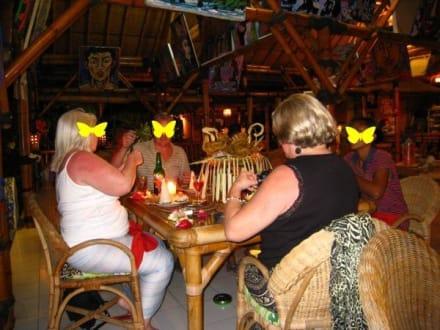 Essen im Warung - Warung Bambu