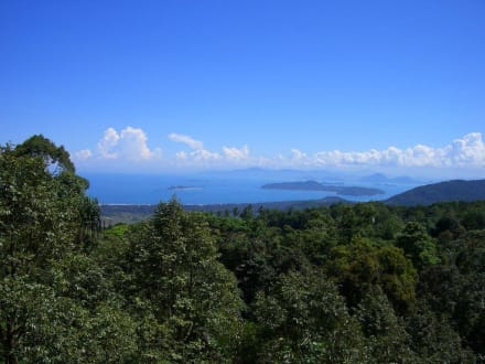 Aussichtspunkt - Inselrundfahrt