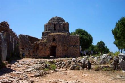 Alanya Festung - Burg von Alanya  (Ic Kale)