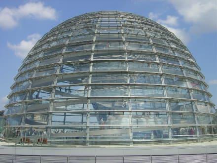 Reichtagskuppel - Bundestag / Reichstag