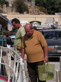 Father Josef - Bootstour Mgarr