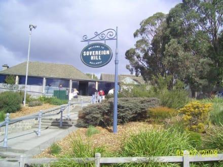 Sovereign Hill, Ballarat - Sovereign Hill