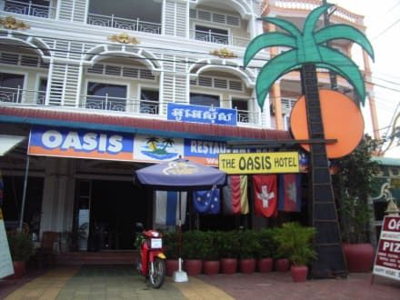 Oasis Pizza Restaurant - Oasis Pizza Restaurant