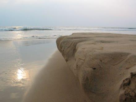 Wasser und Sand - Ayurveda