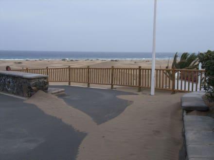 Der neue Weg - Strandpromenade Playa del Inglés